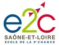 Ecole de la 2e Chance de Saône et Loire