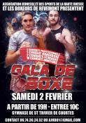 Fight club 71 (boxe anglaise et pieds/poings)