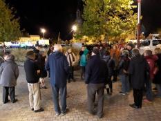 Premier rassemblement des coquelicots creusotins et de leurs voisins... (Environnement)