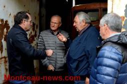 Montceau-les-Mines: galerie du camion ancien