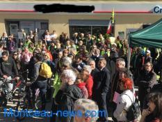 """Réactualisé - """"Marche pour le Climat"""" à Montceau"""