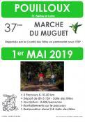 37ème marche populaire du  1er Mai à Pouilloux (Sortir)