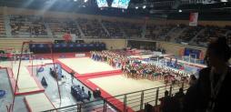 Championnat de France individuels - 1ère journée