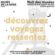 Blanzy Nuit des Musées (Sortir)