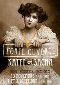 "Porte ouverte ""Katty et Sacha"" à Gourdon"