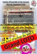 Amicale des sapeurs pompiers de Montceau les Mines (Sortir)
