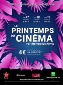 Printemps du cinéma 2019 aux Plessis (Montceau)
