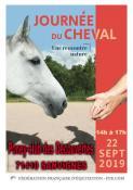 Journée du cheval au Poney-Club des Découvertes