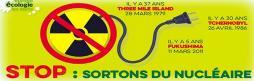 """""""5 ans après Fukushima, sortons du nucléaire !"""" (Environnement - Politique)"""