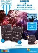 Stade Montchaninois Bourgogne et 13 juillet à Montchanin (Sortir)