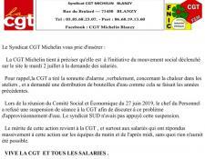 """""""Histoire d'eau"""" à Michelin Blanzy (Social)"""
