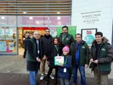 Nouvelle collecte alimentaire de Syria Charity