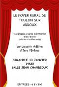 Théâtre à Toulon-sur-Arroux (Sortir)