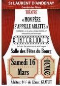 Comité des Fêtes de Saint Laurent d'Andenay (Sortir)