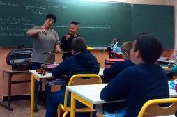 Ecole Jules Verne (Montceau-les-Mines) Voir sa vidéo