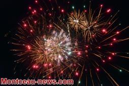 Montceau-les-Mines : Festivités du 13 juillet (VOIR NOTRE VIDEO)