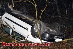 Accident sur la RCEA, ce dimanche soir...