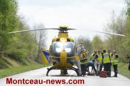 Réactualisé à 15 heures - Faits divers - très grave accident sur la route centre à centre... (Voir notre vidéo)
