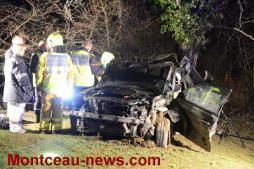 Réactualisé ce vendredi à 18 h - Très grave accident sur la RD 980 à Gourdon...