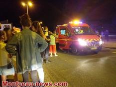 Faits divers - suite du très grave accident, de vendredi soir à Montceau