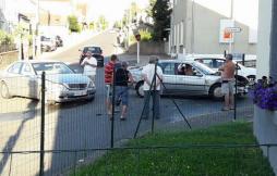 Réactualisé - Accident, ce dimanche soir,  à La Saule (Montceau)