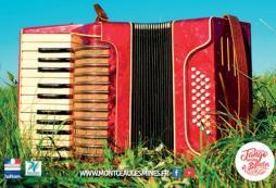 Du 11 au 14 juillet : 1er concours international d'accordéon de Montceau