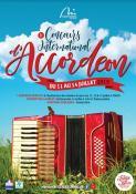 Montceau : 1er Concours International d'Accordéon