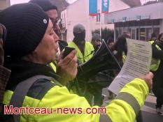 """Réactualisé - """"Acte 9"""" du mouvement des gilets jaunes du Magny...VOIR NOTRE VIDEO"""