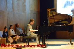 4èmes lectures musicales CRC et Médiathèque