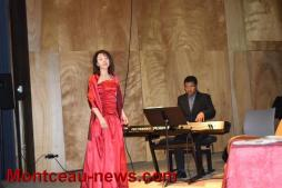 Auditorium des ADJ: Duo Amarillys
