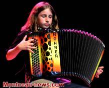 Montceau-les-Mines: concours International d'accordéon