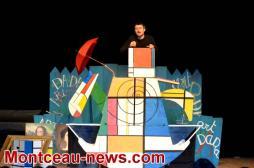 Montceau-les-Mines : Art Dada