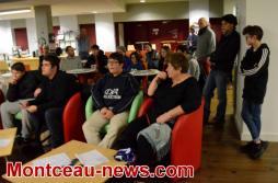 Montceau-les-Mines: Nuit de la lecture