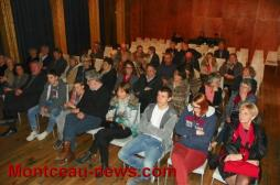 Auditorium des Ateliers du Jour (Montceau)