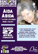 « La non-violence dans l'Islam »,  rencontre dédicace avec AIDA ABIDA