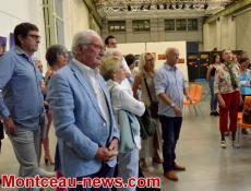 Montceau-les-Mines : exposition Laurent ajello