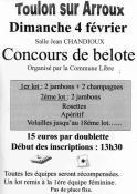 Commune Libre de Toulon-sur-Arroux (Sortir)