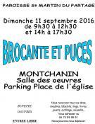 Association Paroissiale St Martin du Partage (Montchanin - Sortir)