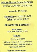 Aappma  l'Oudrache de Perrecy (Sortir)
