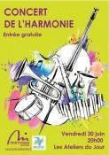 Concert de l'harmonie (Montceau - Sortir)
