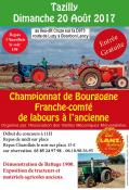 Championnat de labours à l'ancienne de Bourgogne - Franche-Comté (Sortir)
