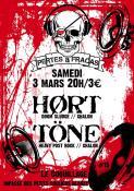 """""""TÖne"""" et """"Hørt"""" en concert au Coquillage à Blanzy (Sortir)"""