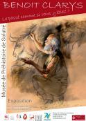 Nouvelle expo au Musée de la préhistoire à Solutré