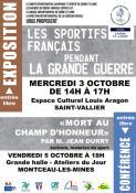 Expositions-hommage à Montceau et Saint-Vallier