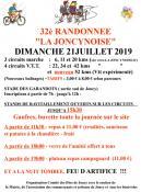 """32ème randonnée de """"La Joncynoise"""" (Sortir)"""