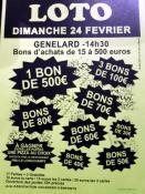 """Au profit de l'association """"Vacances d'enfants"""" (Génelard - Sortir)"""