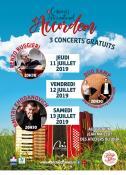Concours international d'accordéon de Montceau (Sortir)