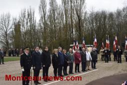 Mémorial d'AFN : Cérémonie du dimanche 19 mars 2017