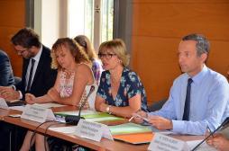 Plan de soutien à l'élevage en Bourgogne-Franche-Comtéet suivi des filières en difficulté