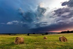 L'orage d'hier soir en vidéo